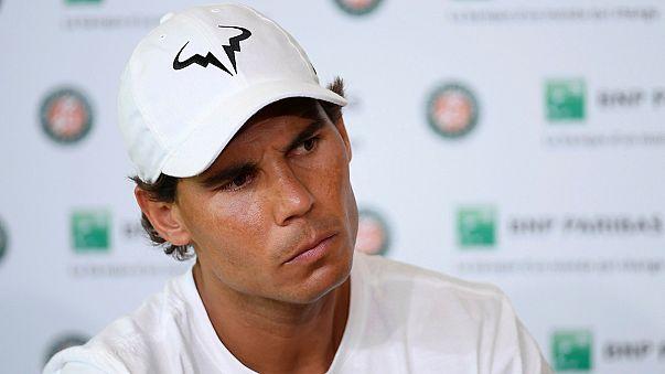 "Tennis, Nadal annuncia: ""Non sarò a Wimbledon"""