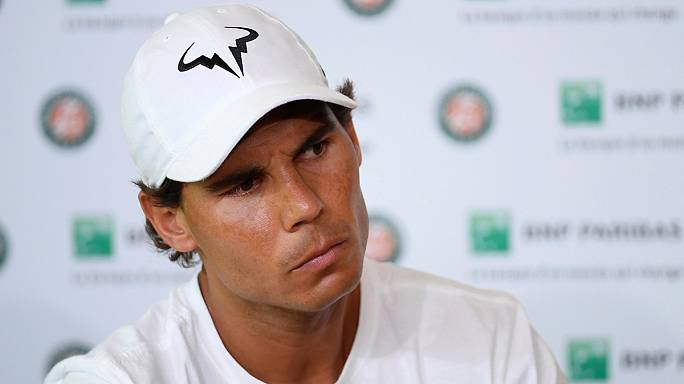 Nadal withdraws from Wimbledon