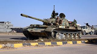 Libyan forces hoping to fully takeover ISIS held Sirte in 3 days