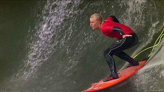 Surf: il 18enne Russell Bierke trionfa a Cape Fear
