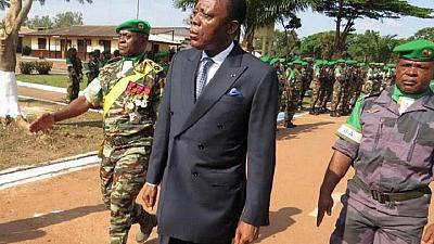Congo to speed up coup probe against ex-security chief