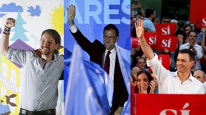 Kezdődik a hivatalos választási kampány Spanyolországban