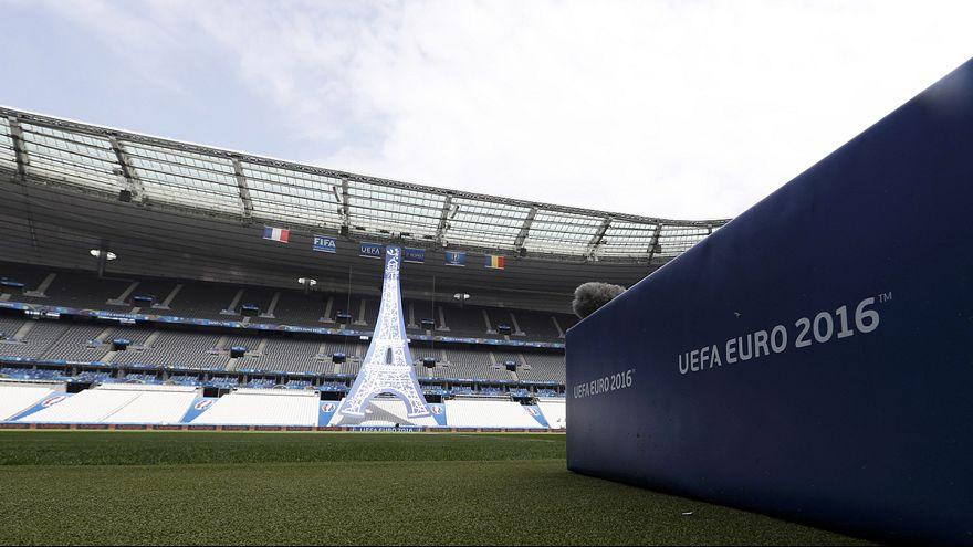 Comienza la Eurocopa con graves enfrentamientos en Marsella