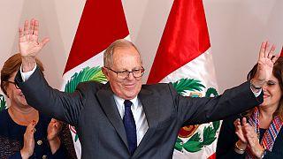 На выборах в Перу побеждает Педро Пабло Кучински