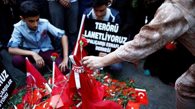 İstanbul'u hedef alan terör saldırısını TAK üstlendi