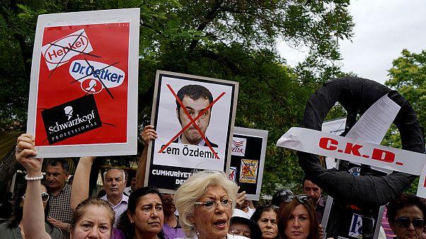 Αυστηρό μήνυμα του προέδρου της Μπούντεσταγκ στον Ερντογάν