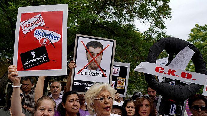 Bundestag Başkanı Lammert'ten Cumhurbaşkanı Erdoğan'a sert eleştiri