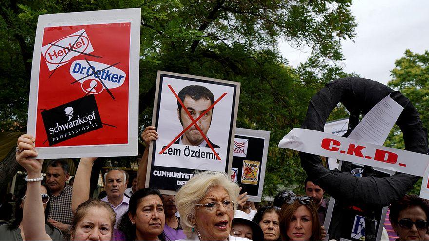 Германию и Турцию рассорил геноцид армян