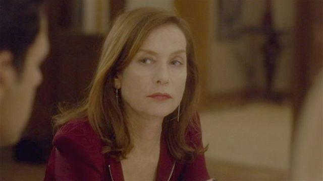"""Elle"": o thriller desconcertante de Verhoeven com Isabelle Hupert num registo frio e doentio"