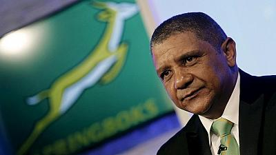 New Springbok coach names five black players against Ireland