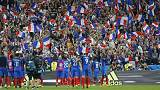 Euro 2016: Kick-off overshadowed by terror threat and strikes
