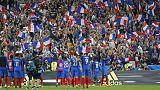 Euro 2016 al via tra scioperi e disordini, Francia-Romania gara inaugurale