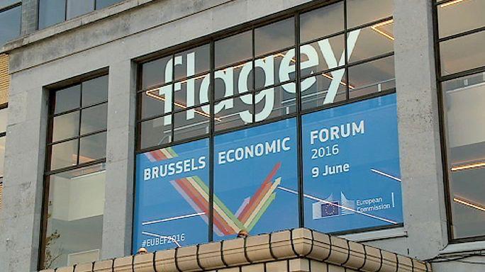 منتدي بروكسل الإقتصادي ينهي أعماله بتوصيات تحث على الديناميكية الإقتصادية في أوروبا.