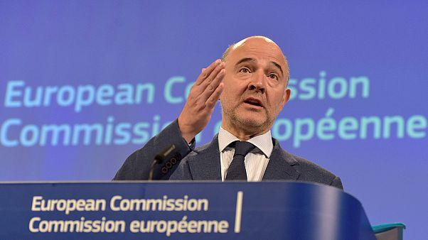 """Pierre Moscovici: """"Defendo reformas que reconciliem os cidadãos com a Europa"""""""