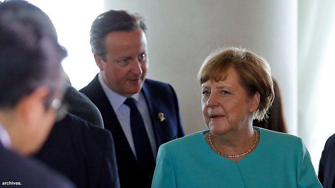"Германия: Европа может оказаться на грани краха в случае ""брексита"""