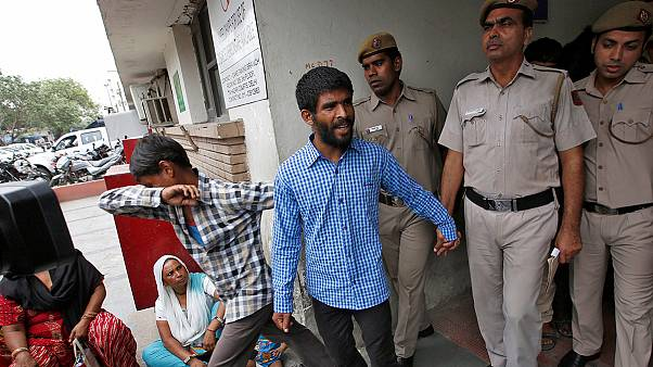 India: court jails five men for life for raping Danish tourist
