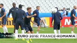 المباراة الافتتاحية لكأس أمم اوروبا 2016
