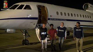 Nem az eritreai embercsempészt fogták el Szudánban?