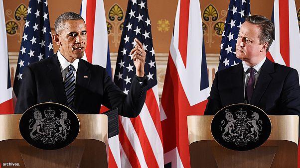 Obama az EU tagjaként lát erős szövetségest Nagy-Britanniában