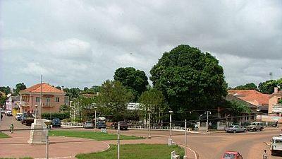 Guinée-Bissau : le Palais du gouvernement libéré