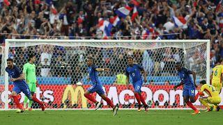 Euro 2016: Génio de Payet acaba com sofrimento francês ao cair do pano