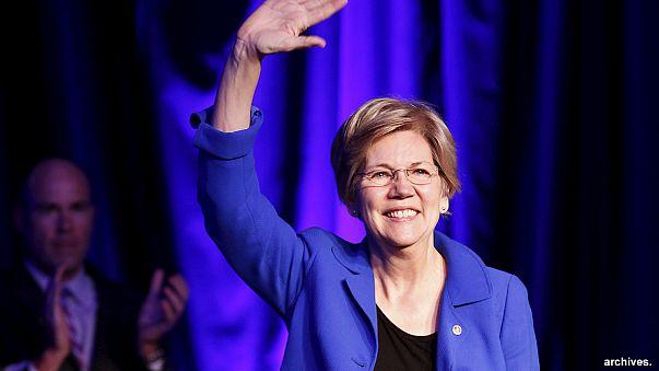 Zwei Frauen ins Weiße Haus? Clinton trifft Senatorin Warren