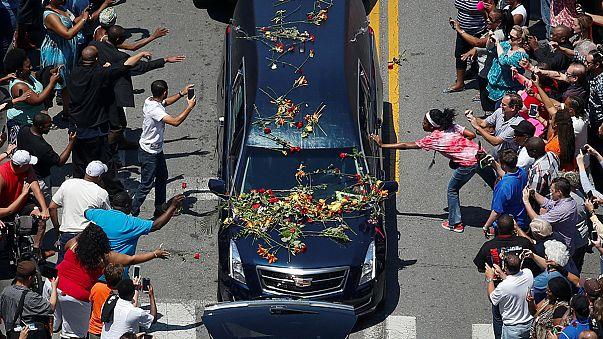 I funerali di Muhammad Ali