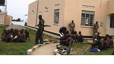 Ouganda : des soldats arrêtés pour complot présumé contre le gouvernement