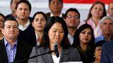 Szoros eredmény: megválasztották Peru új elnökét
