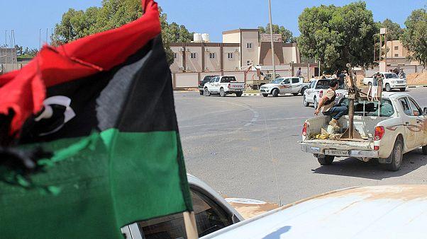 Líbia: Duro revés para o grupo Estado Islâmico em Sirte