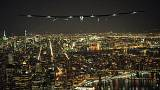 Solar Impulse 2 a atterri à New York