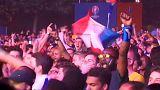 Grande festa in Francia per la partita inaugurale di Euro 2016