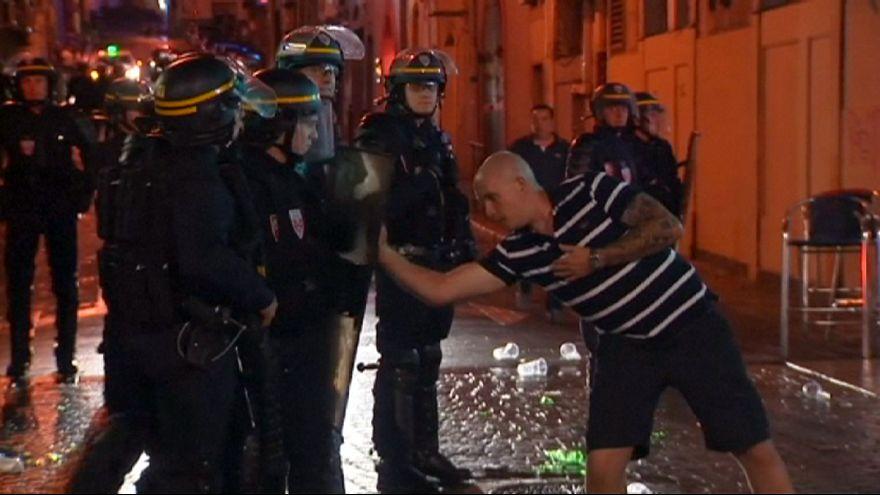 EM in Marseille: Hooligans randalieren vor dem ersten Spiel