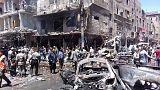 Siria: lo Stato Islamico rivendica gli attacchi terroristici di Damasco