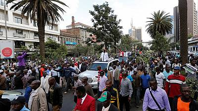 Kenya's opposition to resume banned protests next week