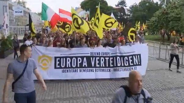 Áustria: Viena palco de confrontos entre ativistas da extrema-direita e de esquerda