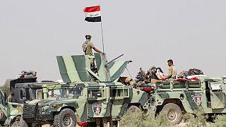 القوات العراقية تحقق تقدمها في الفلوجة