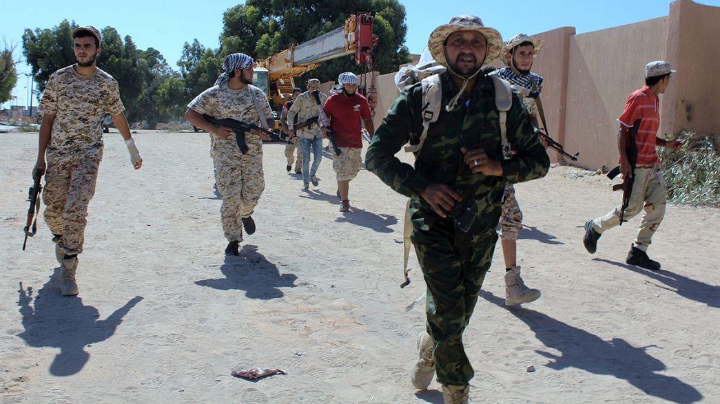 IŞİD Libya'da darbe aldı