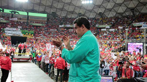 Venezuela's Maduro rules out referendum on his presidency