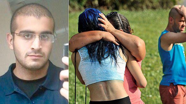 50 killed as gunman opens fire at gay club in Orlando, Florida