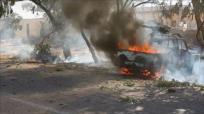 Libye : plusieurs victimes dans trois attentats suicides perpétrés par l'EI