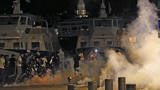 Euro 2016 : violents affrontements à Marseille