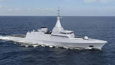 Gamal Abdel Nasser navy ship leaves for Egypt