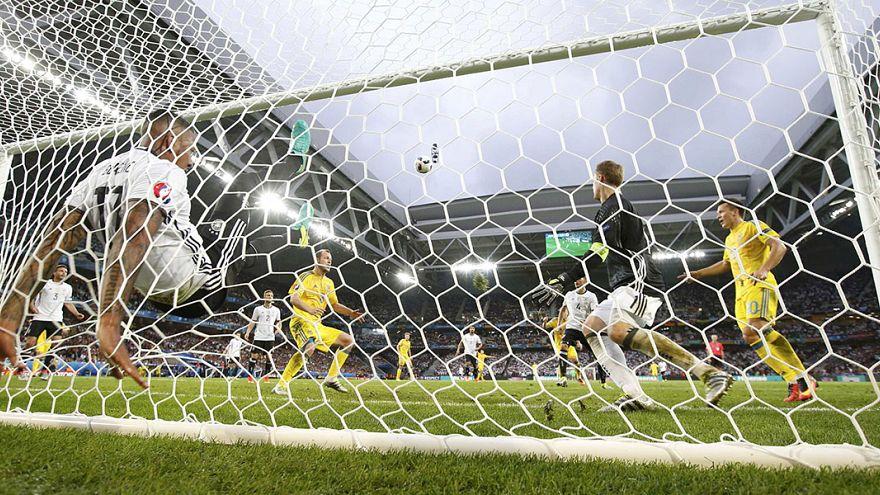 Германия обыграла Украину, Польша и Хорватия одержали победы