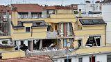 Gas leak blamed for deadly blast in Milan residential block