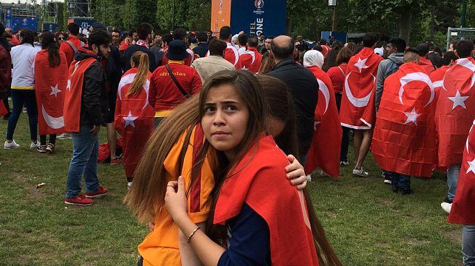 Türkiye'ye ilk maçta Hırvatistan çalımı