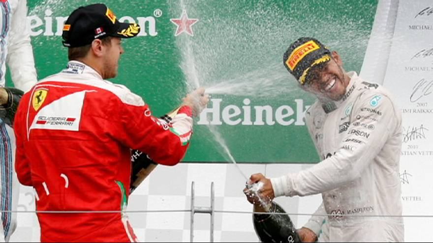 Победу на Гран-при Канады Хэмилтон посвятил Мухаммеду Али
