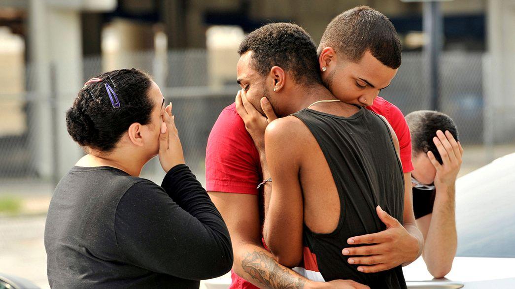 Орландо: родители ищут детей, пропавших после теракта