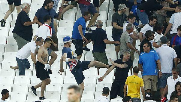 Euro 2016, Francia vieta alcol durante partite dopo scontri Marsiglia