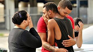 Orlando shooting terrifies distraught families
